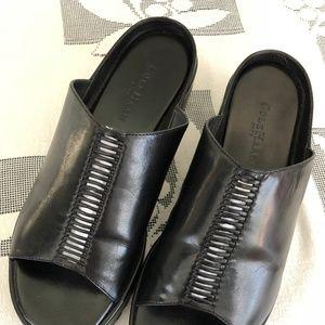 cole haan platform sandals